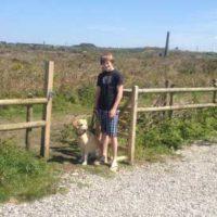 dog-walking-and-camping