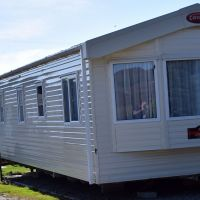 porthminster Holiday Home at Roselands caravan park st just Lands End Cornwall