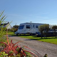 Touring caravan pitch 6 1900 pixels