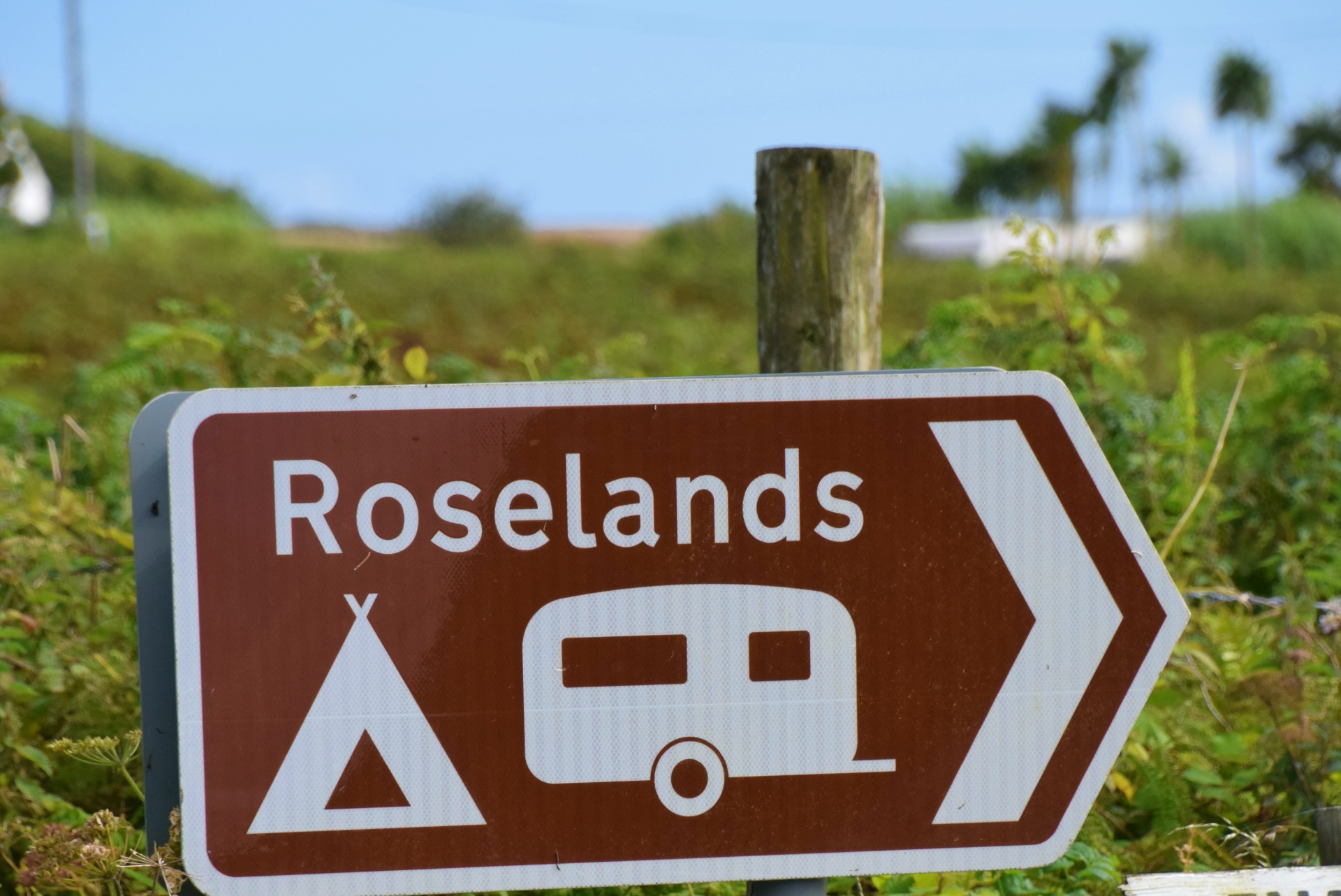 Directions to Roselands caravan park